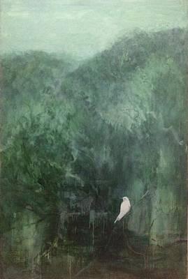 Echo No.1 Art Print by Zhixun Lin