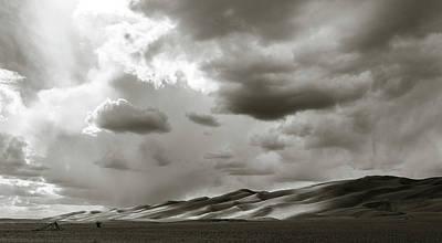 Photograph - Echoes by Alex Lapidus