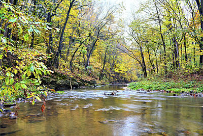 Photograph - Echos Of Otter Creek 2 by Bonfire Photography