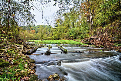 Photograph - Echos Of Otter Creek 3 by Bonfire Photography