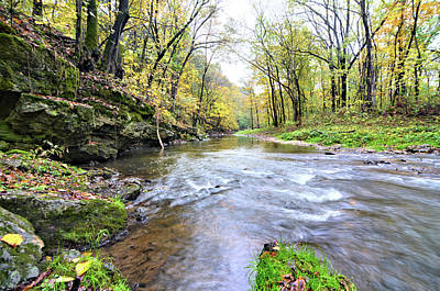 Photograph - Echos Of Otter Creek by Bonfire Photography