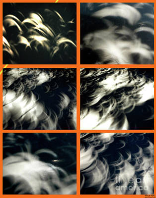Photograph - Eclipse  1 by Lizi Beard-Ward