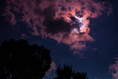 Wall Art - Photograph - Eclipse 2017 by Cliff Middlebrook