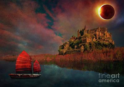 Wall Art - Photograph - Eclipse by Julie Clyde