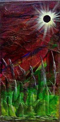 Eclpise II Art Print by Tony Rodriguez