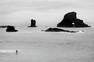 Photograph - Ecola State Park 21 by Jeff Brunton