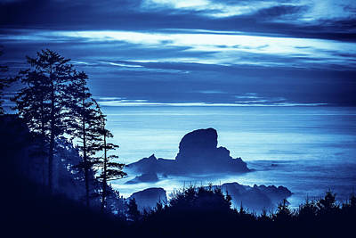 Aloha For Days - Ecola State Park Beach Scenic by Debi Bishop
