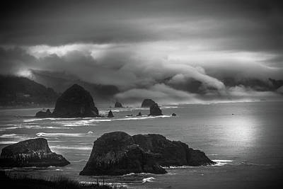 Photograph - Ecola State Park Oregon by Shiela Kowing