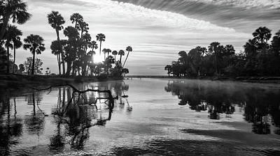 Photograph - Econ River Morning Glory by Stefan Mazzola