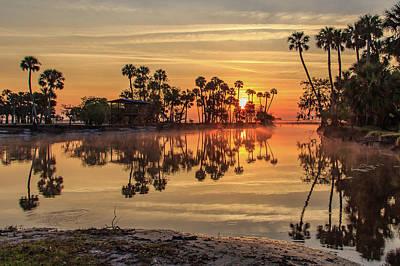 Photograph - Econ Sunrise by Stefan Mazzola