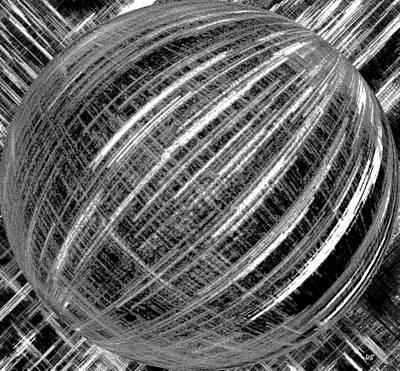 Uncertainties Digital Art - Economic Bubble by Will Borden