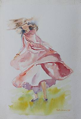Painting - Ecstasy by Geeta Biswas
