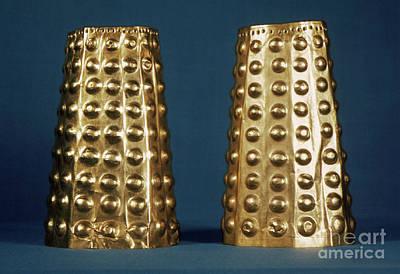 Photograph - Ecuador: Gold Cuffs by Granger