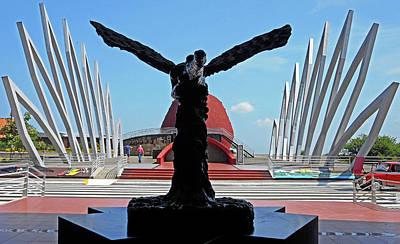 Photograph - Ecuadorian Museum 5 by Ron Kandt