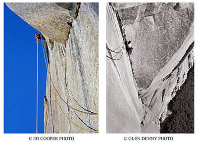 Photograph - Ed By Glen, Glen By Ed by Ed Cooper Photography