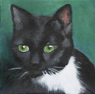 Painting - Ed by Carol Russell