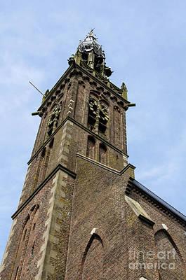 Photograph - Edam Carillon Tower by RicardMN Photography
