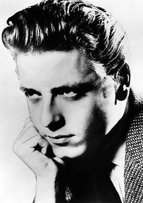Photograph - Eddie Cochran (1938-1960) by Granger