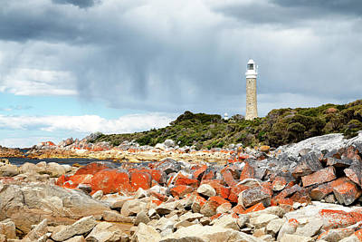 Photograph - Eddystone Point Lighthouse by Nicholas Blackwell