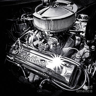 Photograph - Edelbrock Rules by Olivier Le Queinec
