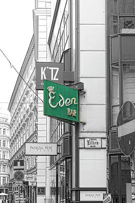 Photograph - Eden Bar by Sharon Popek