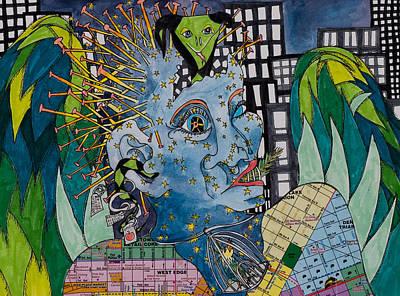 Eden Art Print by Eliza Furmansky
