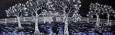 Painting - Eden Gate. by Kenneth Clarke