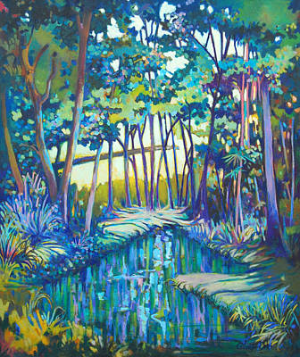 Painting - Eden by Glenford John