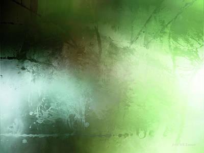 Painting - Eden by John WR Emmett