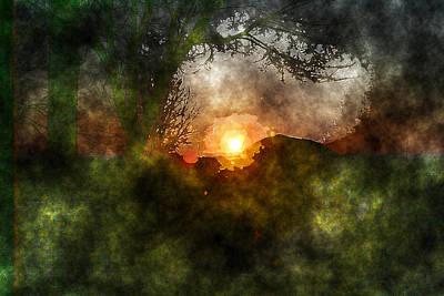 Julia Lueders Photograph - Edens Sunrise by Julie Lueders