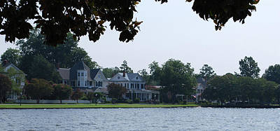 Photograph - Edenton Nc Waterfront 2 by Gordon Mooneyhan