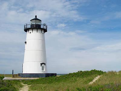 Photograph - Edgartown Lighthouse by John Clark