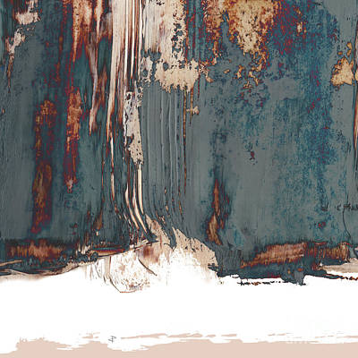 Edge 3 C Art Print by Paul Davenport