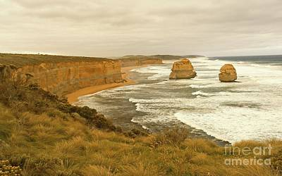 Photograph - Edge Of A Continent by Tim Richards