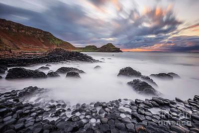 Beach Landscape Photograph - Edge Of A Dream by Evelina Kremsdorf