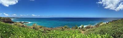 Photograph - Edge Of Endless Lawai Kauai by Steven Lapkin