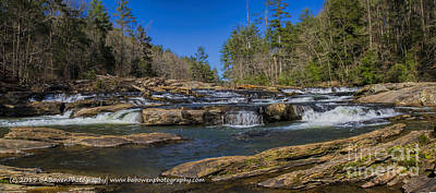 Photograph - Edge Of The World Falls by Barbara Bowen