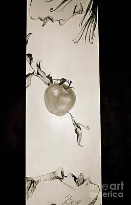 Edginggodout Art Print by Sone Keila