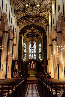 Photograph - Edinburg Chapel by Digiblocks Photography