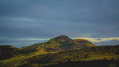 Photograph - Edinburgh - Arthur's Seat by Edyta K Photography