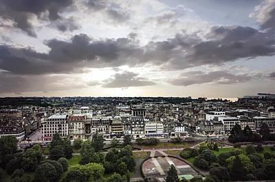 Photograph - Edinburgh by Bill Howard