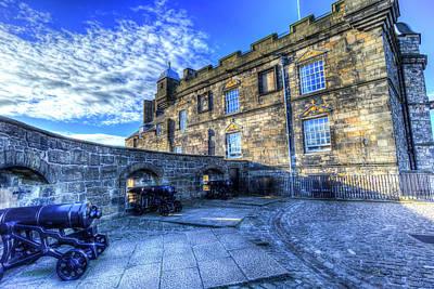 Photograph - Edinburgh Castle Scotland by David Pyatt