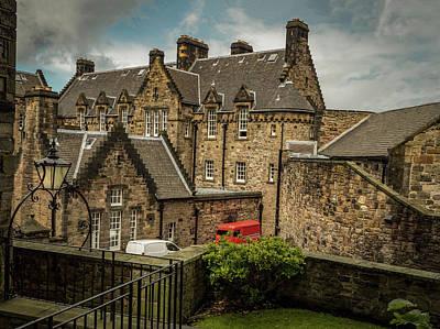 Photograph - Edinburgh Vans Faceoff by Jean Noren
