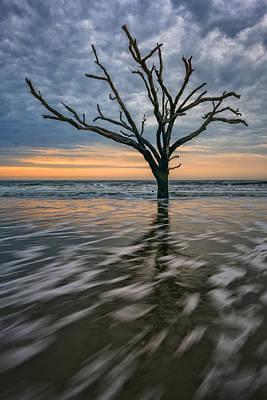 Photograph - Edisto Dawn by Rick Berk