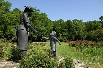 Photograph - Edisto Memorial Gardens by Bob Pardue