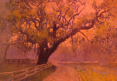 Painting - Edisto Road by Blue Sky