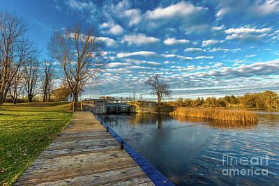 Photograph - Edmonds Locks by Roger Monahan
