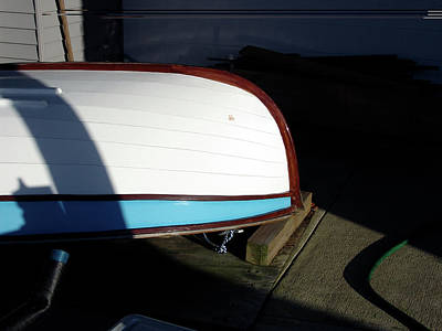 Photograph - Eds Canoe by Kevin Callahan
