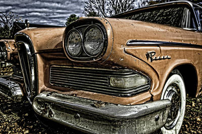 Photograph - Edsel Ford's Namesake by Gary Shepard