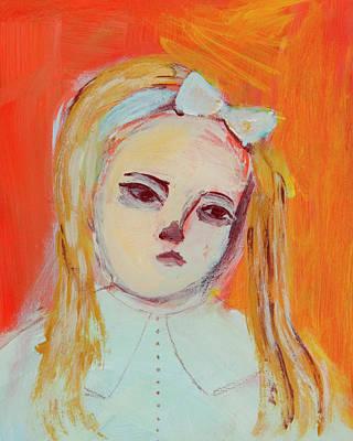 Painting - Eduvigis, II by Ana Gonzalez